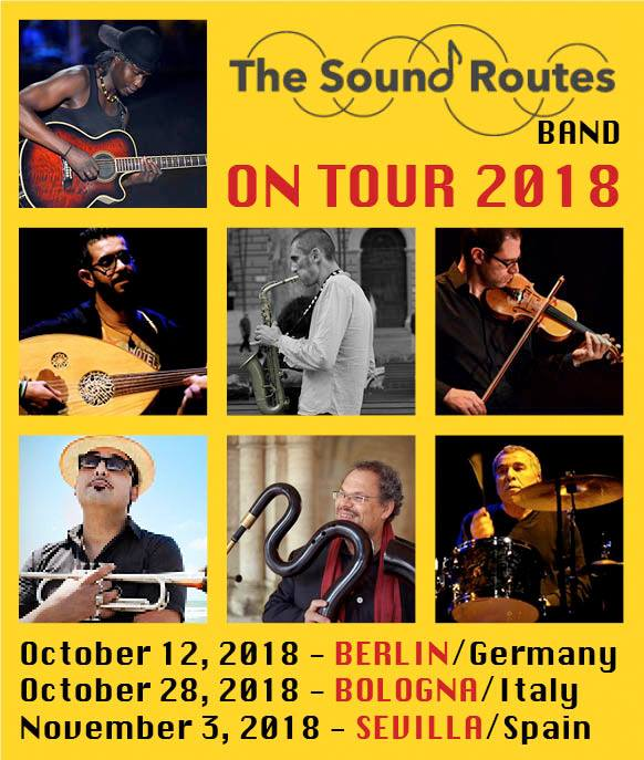 The Sound Route Band on Tour